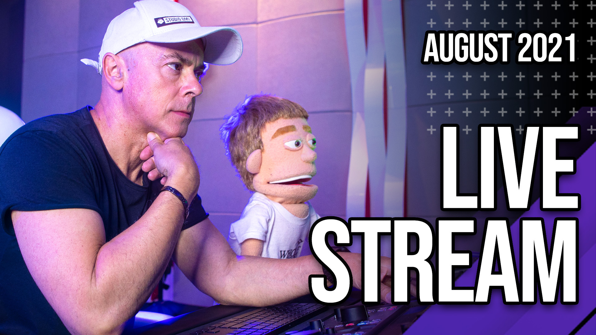 AUGUST LIVE STREAM WIDE